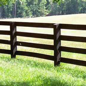 Higgins Fencing Contractors fence
