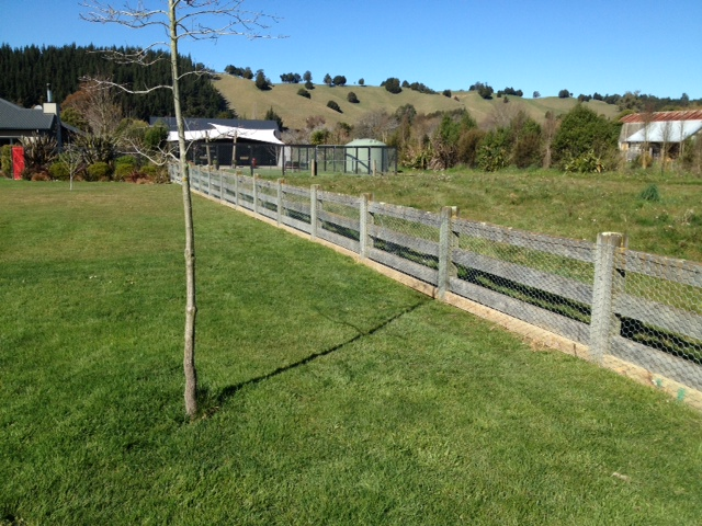 Higgins Lifestyle Block Fencing Nelson Tasman
